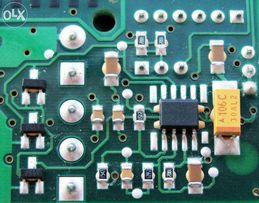 Монтаж выводных и SMD компонентов на печатную плату