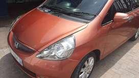 Honda Jazz manual drive year 2007