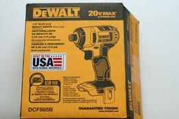 DeWalt DCF885B zakrętarka WKRĘTARKA klucz 20V NOWA