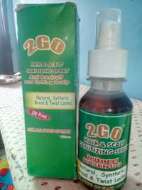 Image of Hair and scalp sanitizing spray for wholesale prices