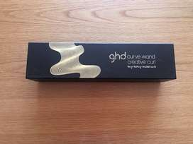 GHD Curve Creative Curl Wand in Excellent Condition