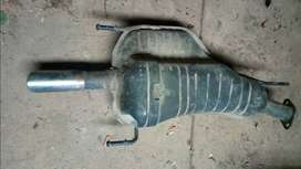 opel astra g opc rear silencer for sale
