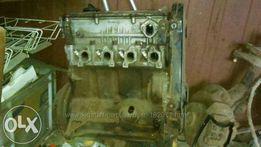 Двигатель и коробка к фольксваген поло