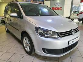 CAR OF THE WEEK  VW TOURAN 2.0 TDi DSG  AUTOMATIC