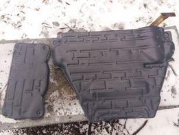 Защита двигателя и коробки передач MercedesVito 639 Мерседес Вито