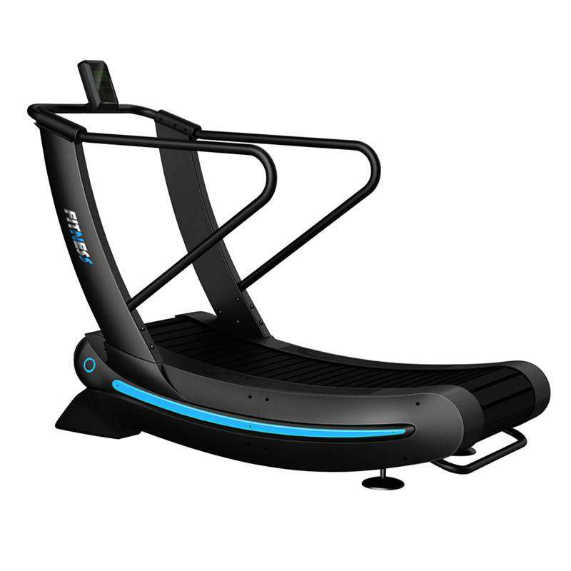 Commercial Machine/Self-Generating Gym Curve Treadmill 0
