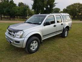 Silver Isuzu KB 240LE For Sale