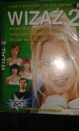 fryzury filmy film makijaż kurs szkolenie Radom dvd wizaż kosmetyka