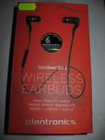 Наушники - гарнитура для телефона Plantronics BackBeat GO 2 (Black)