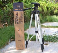 Штатив для камеры, телефона, трипод, тренога WT-330A