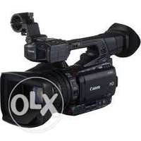 Canon XF205 professional camcorder 0