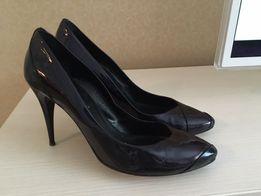 Кожаные женские туфли Adami.Италия.38р итальянская обувь