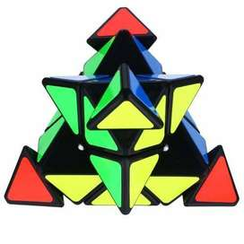 Pyramid Cube Puzzle Toy