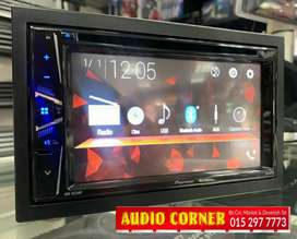 Pioneer Car Radio Double Din Bluetooth