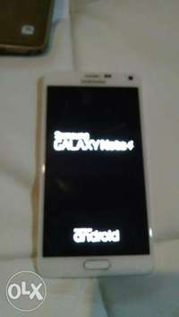 Note 4 32gb new unboxed 0