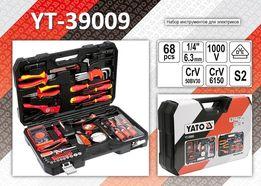 Набор электрика инструмент Yato YT-39009 В наявності!
