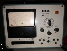 "Universal voltmeter ""Tesla. BM 388""."