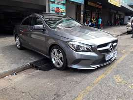 MERCEDES BENZ CLA200 AUTOMATIC SUNROOF
