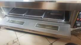Banking oven- Loaves per deck 20