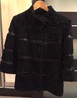 Продам стильную каракулевую шубку (полушубок). Одета лишь раз!
