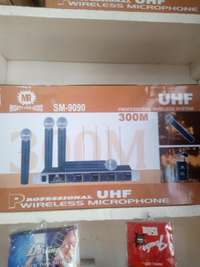 Image of UHF 4in1 cordless