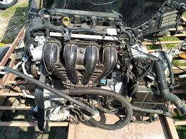 Двигатель коробка передач Ford Fusion Mondeo MK5