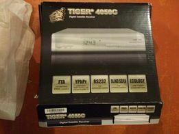 Цифровой приемник тюнер. Tiger 4050c