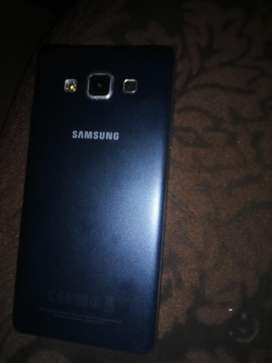 samsung A5 in good condition