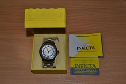 Часы INVICTA Pro Diver Silver Textured Dial Stainless Steel