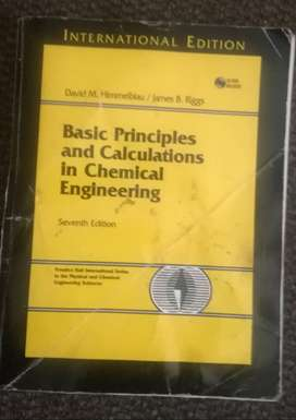 Basic principles of calculations