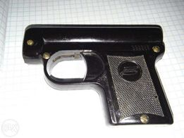 Пистолет зажигалка бензиновая 1920-1940 DRGM DEPOSE Auslp.a Germany