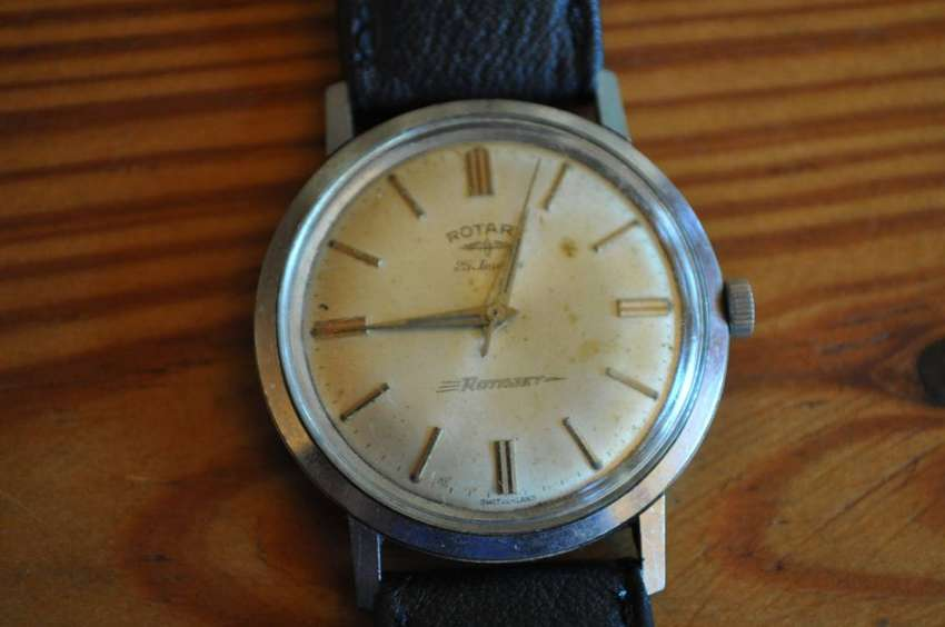 Vintage Rotary Automatic Watch  (please read) 0