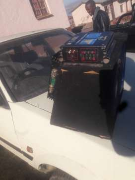 Car audio system/sound devices.