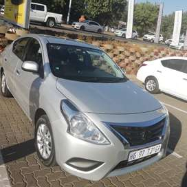 Nissan Almera good condition start and go.