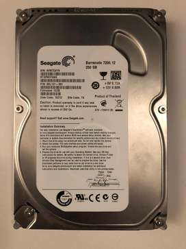 Assorted Used Hard Drives in working order