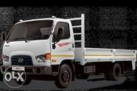 Image of bakkies and trucks for hire