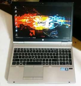 high spec Hp i7 vpro FHD laptop with AMD graphics card