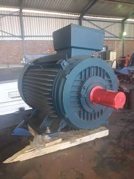 Bmg 55kw electrical motor brand new