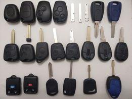 Ключ Renault Opel dacia Citroen peugeot Ford Fiat