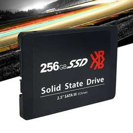 256 solid state drive