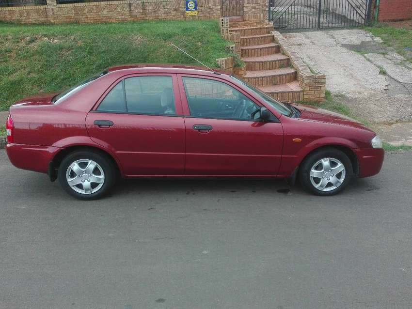 Mazda Etude 160i 1999 Good condtion 0