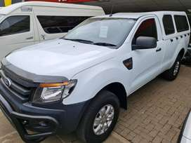 -2015 Ford Ranger 2.2TDCI Singlecab-Only R199900-Canopy