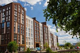 Просторная 2-уровневая квартира в новострое в Киево-Святошинском р-не