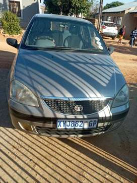 Tata indica 1.4 LSi. 2008 model silver 4 door. Have spare key