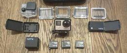 Продам GoPro Hero 4 black + комплект аксессуаров