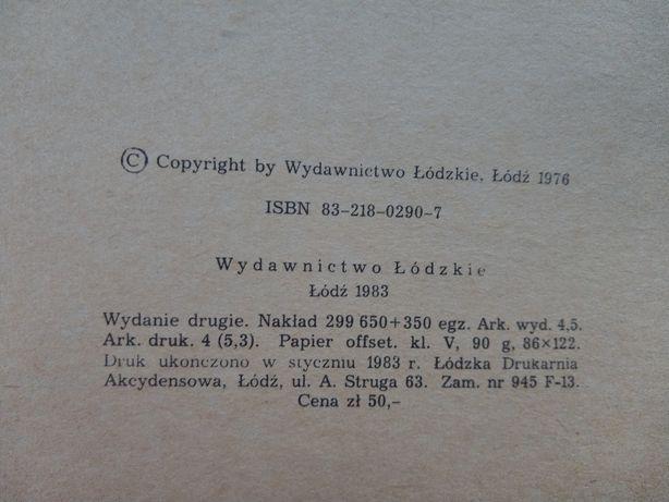 książka z 83 r. Niezwykła przygoda kapitana Łukasza w Państwie motyli Zgierz - image 3