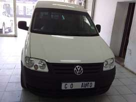 2010  VW CADDY 1,6