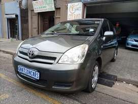 Toyota verso 1.6 manual 2006 model for Sell