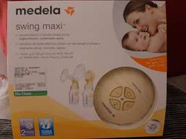 Medela Maxi Swing Double Electric Breast Pump, 6 months old