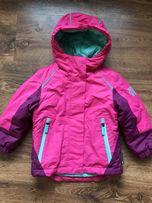 Лыжная курточка для девочки.